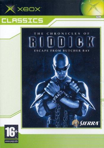 The Chronicles of Riddick - Escape from Butcher Bay (Xbox Classics) [Importación inglesa]