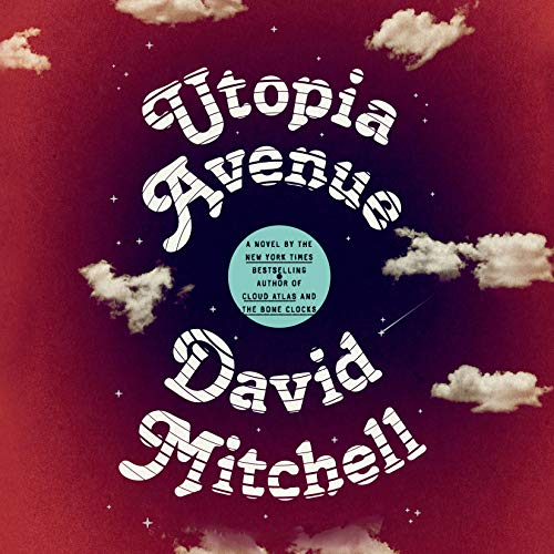 Utopia Avenue cover art