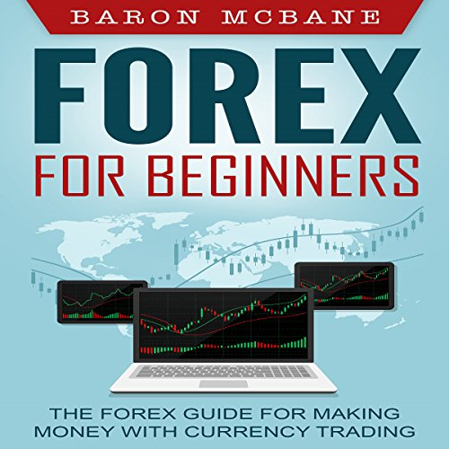 Forex: for Beginners audiobook cover art