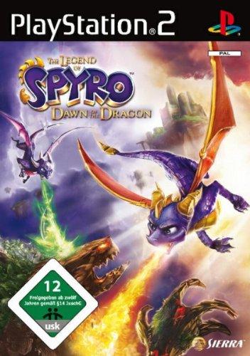 Vivendi The Legend of Spyro: Dawn of the Dragon (PS2)