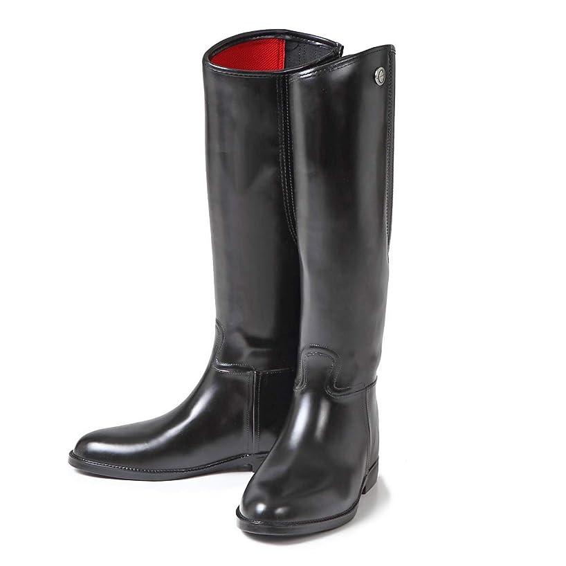 グリース祖母先のことを考える乗馬 ブーツ 長靴 ロングブーツ Covalliero フレキソ 防水PVC ロングブーツ 乗馬用品 馬具