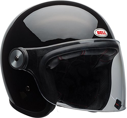 Bell Riot Flip-Up Motorcycle Helmet (Solid Matte Black, Medium)