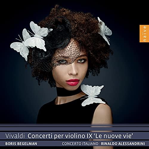 Vivaldi Concerti Per Violino Ix Le Nuove Vie