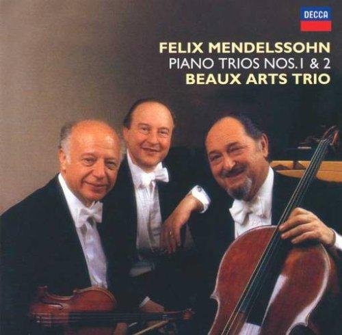 Mendelssohn:Piano Trios No.1 &