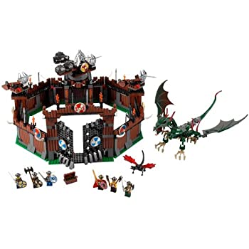 LEGO Figur Wikinger Warrior Krieger 2b    VIK016 7020