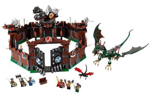 LEGO Wikinger 7019 - Festung und Drache