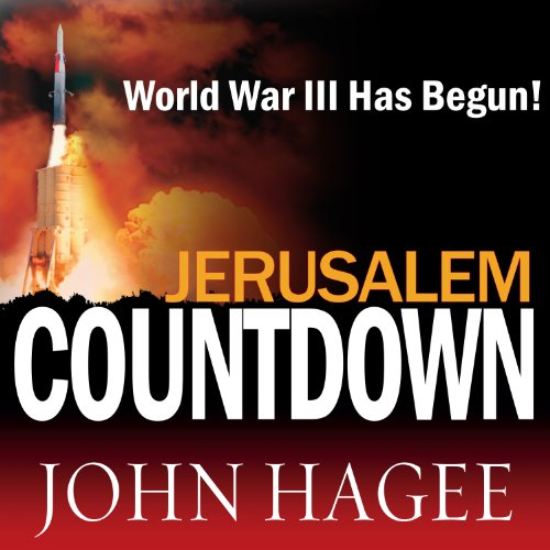 Jerusalem Countdown Audiobook By Dr. John Hagee cover art
