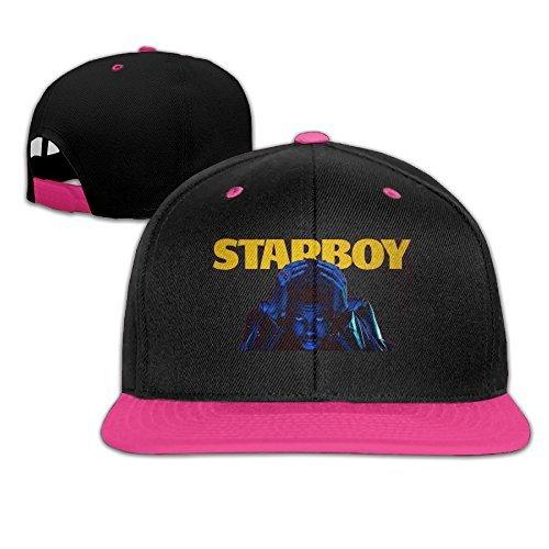starboy álbum, ROCK Punk Caps Gorra Sombreros Protector solar