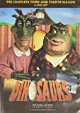 Dinosaurs: The Complete Third & Fourth Season DVD Import