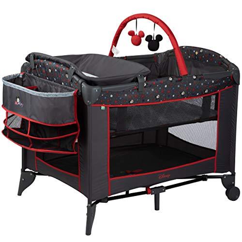Disney Baby Sweet Wonder Play Yard, Mickey Indigo Dreams