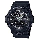 Casio G-Shock Analog-Digital Black Dial Men's Watch - GA-700-1BDR (G715)