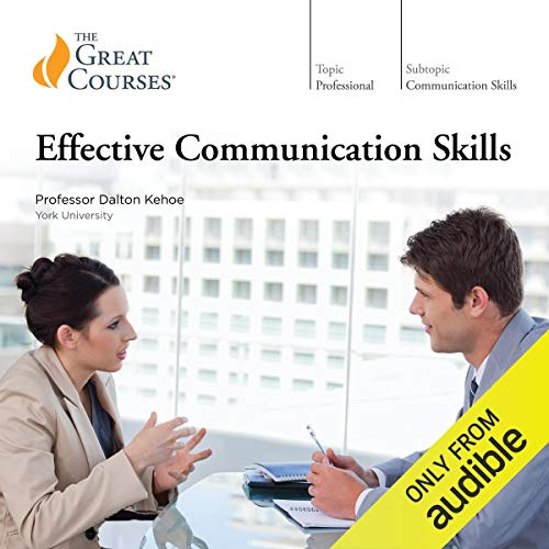 Effective Communication Skills cover art