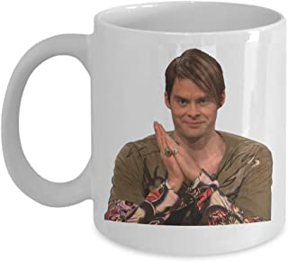 SNL Stefon Carry Saturday Night Live Jim Carry Coffee Mug, Funny, Cup, Tea, Gift For Christmas, Father's day, Xmas, Dad, Anniversary, Mother's day, Pa