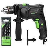 Best Corded Drills - GALAX PRO Hammer Drill, 4.5A Corded Drill Impact Review