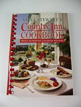 Anita Stewart's Country inn cookbook 0773753397 Book Cover