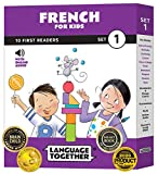 French for Kids: 10 First Reader Books with Online Audio and 100 Vocabulary...