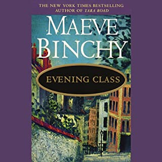 Evening Class audiobook cover art