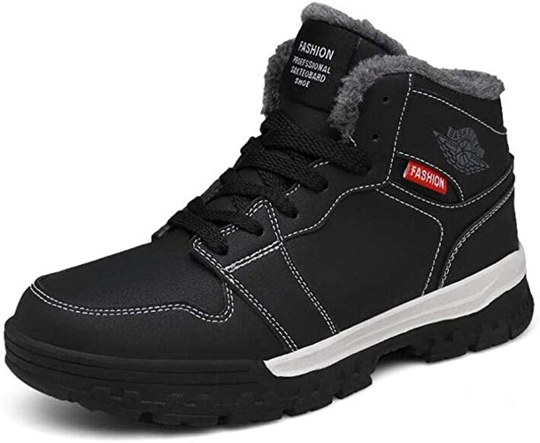 GZ Chaussures De Randonnée pour Hommes, Baskets d'escalade Extérieures Velvet, Chaussures De Bricolage, Chaussures De Course pour étudiants