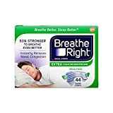 Best Breathe Nasal Dilators - Breathe Right Extra Clear Drug-Free Nasal Strips Review
