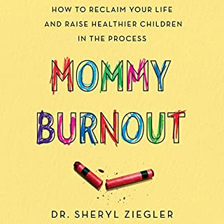 Mommy Burnout audiobook cover art