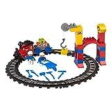 ColorBaby -  Juego de bloques Tren eléctrico, 53 piezas(43539)
