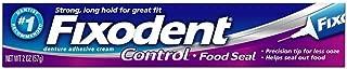 Fixodent Plus Denture Adhesive Cream 2 oz (Pack of 5)