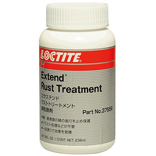 LOCTITE(ロックタイト) 錆転換剤 エクステンドラストトリートメント 液状 236ml 37556