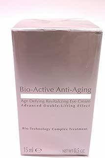 Bio-Active Anti-Aging Age defying revitalizing eye cream Advanced double-lifting effect