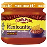 Old El Paso - Sauce Dip Salsa Mexicanita 335 g - 1 pc