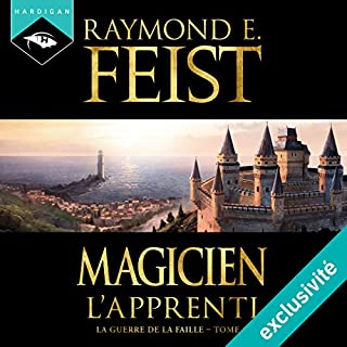 Magicien : L'Apprenti (La Guerre de la Faille 1) cover art