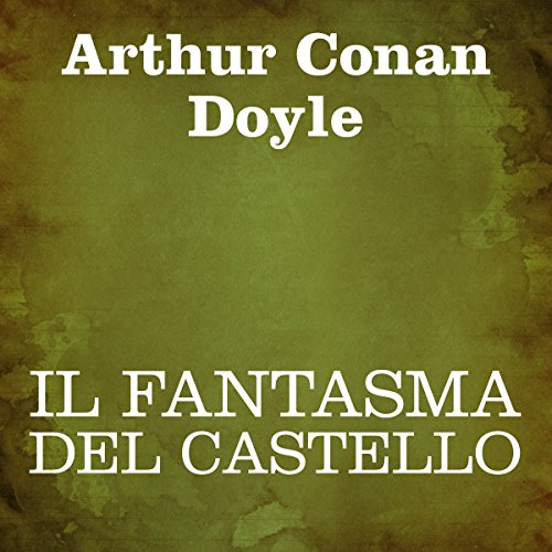 Il fantasma del castello audiobook cover art