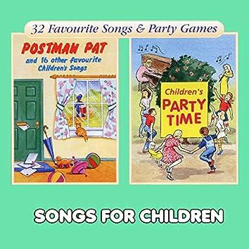 Postman Pat & Children's Party Time