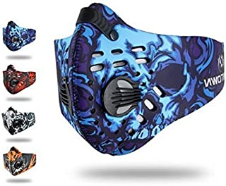 Fengyuan Sports Breathing mask - Fitness Mask,Activated Carbon dust Respirator for Cycling, Running, Daily Leisure and Oth...