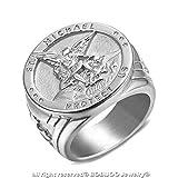 Zoom IMG-1 bobijoo jewelry anello uomo di