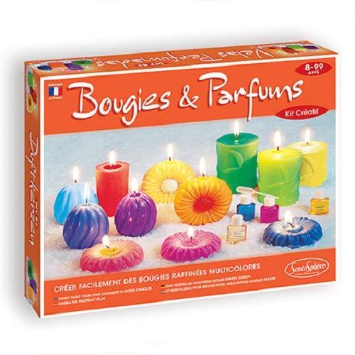 Kit Bougies et parfums