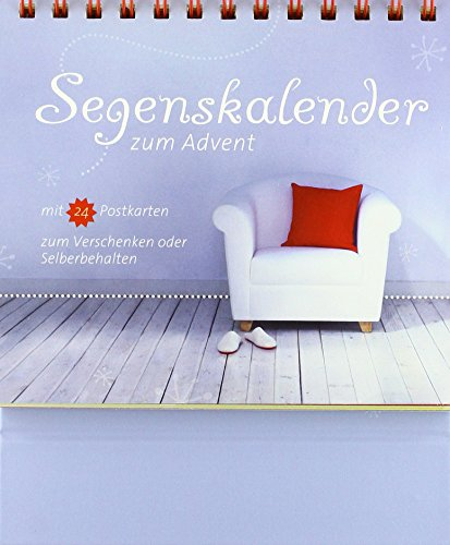 Segenskalender zum Advent