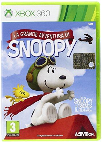 Activision Snoopys Grand Adventure, Xbox 360 - videogames (Xbox 360, Xbox 360, Fysieke media, Platform, Gedrag Interactief, RP (Rating Pending), ITA)