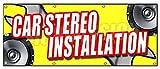 SignMission B-96 Car Stereo Installation