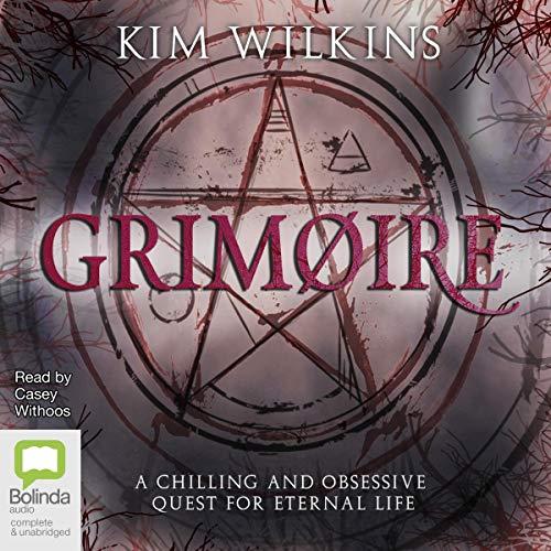 Grimoire cover art