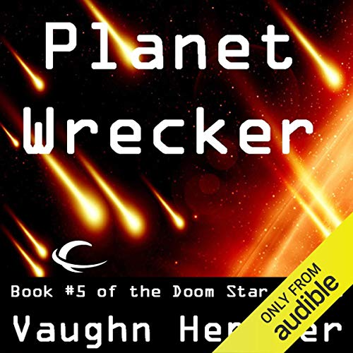 Planet Wrecker cover art