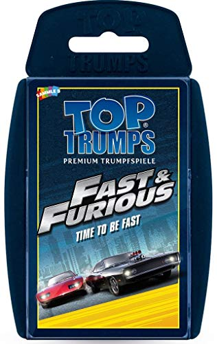 Winning Moves GmbH 62998 - Top Trumps: Fast & Furious