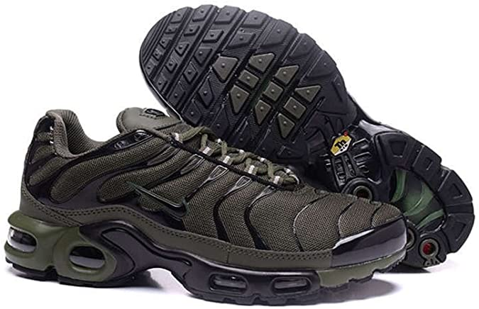 Nike AIR Max Plus TN Vert Militaire : Amazon.fr: Chaussures et Sacs