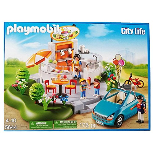 Playmobil 5644 Cabrioausflug zur Eisdiele