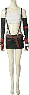 Women's Suit for Final Fantasy VII Tifa Lockhar Cosplay Costume