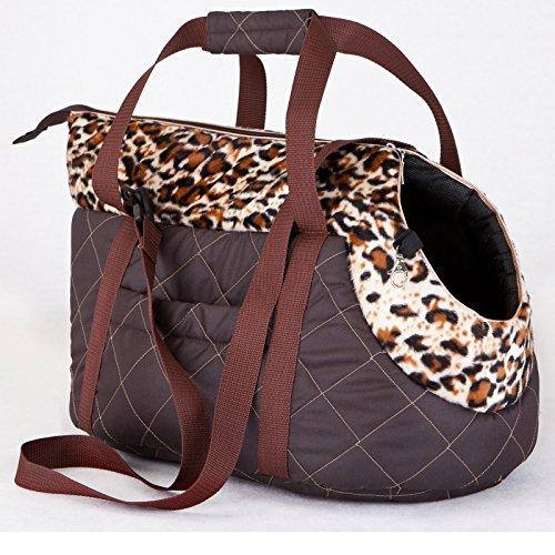 N TOR pan11 HOBBYDOG R2 Bag Sac de transport pour chien et chat de transport Sac de transport pour chien chat Sac de Transport Sac Boîte de transport (3 tailles) (R2 (25 x 43 cm))