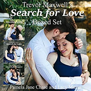 Trevor Maxwell's Search for Love Boxed Set cover art
