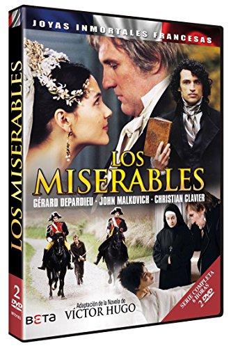 Los miserables (2000) [DVD]