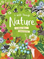 A Walk Through Nature: A Clover Robin Peek-Through Book