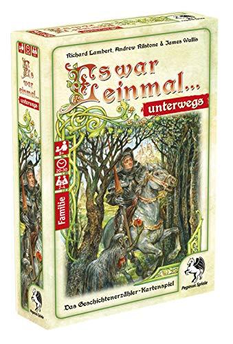 Pegasus Spiele-Nein Fue una Vez de Viaje, Juego. (20015G)