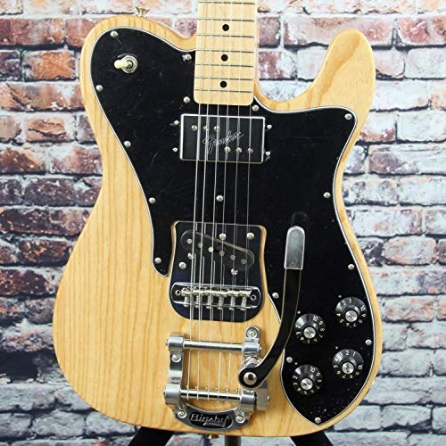 Fender 2018 Limited Edition '72 Telecaster w/Bigsby - Natural
